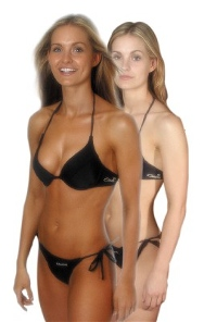 Spray Tanned Girls